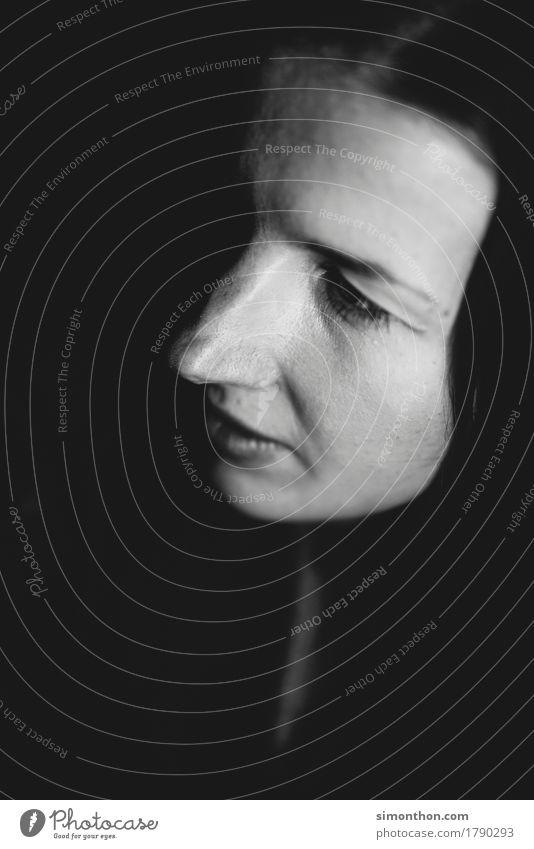 Human being Loneliness Calm Sadness Feminine Death Dream Help Hope Grief Belief Longing Wanderlust Fatigue Concern Boredom