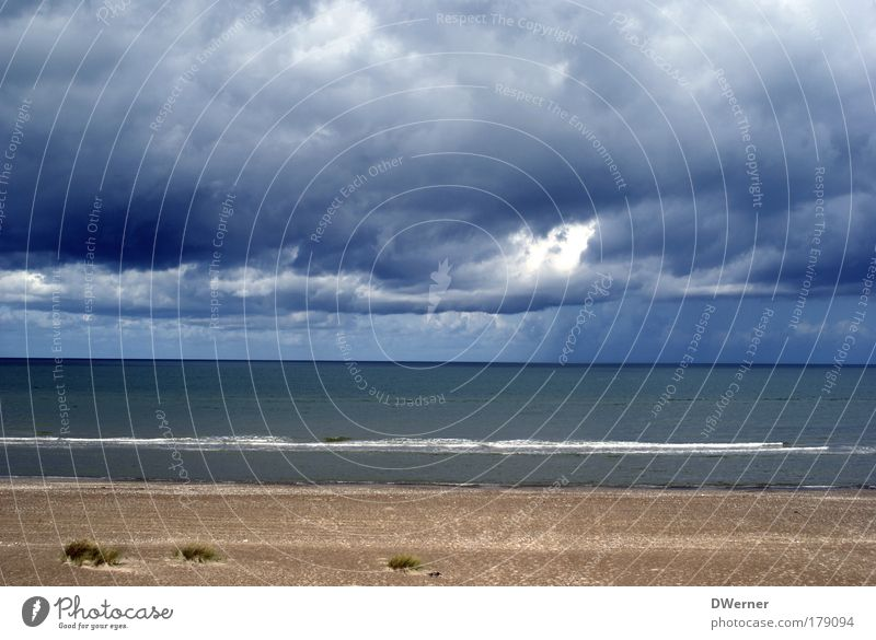 Sky Nature Water Beach Ocean Clouds Calm Style Sand Rain Waves Wind Threat Infinity Gale Storm