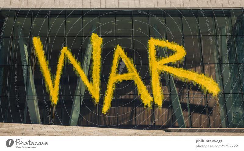 Town Architecture Wall (building) Graffiti Wall (barrier) Art Facade Fear Power Esthetic Beginning Dangerous Manmade structures Tourist Attraction Landmark