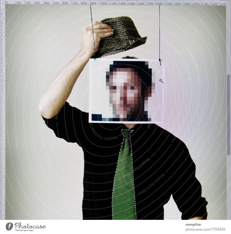 Monsieur Pixel Lifestyle Style Design Handicraft Academic studies Office work Workplace Media industry Advertising Industry Business Career Meeting To talk