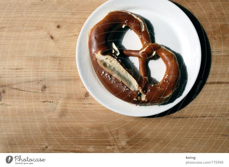 Food Plate Break Baked goods Dough Bakery Pretzel Coffee break