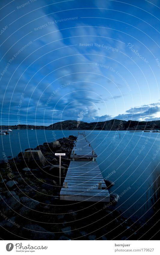 Water Sky Ocean Calm Wood Landscape Waves Coast Fog Horizon Bridge Romance Idyll Light Footbridge Lakeside