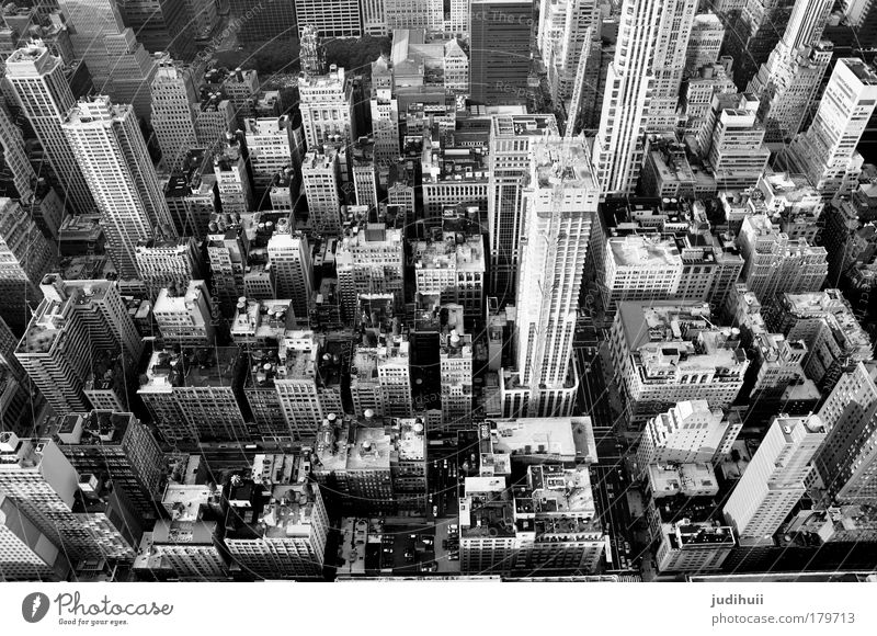 White Construction site City Vacation & Travel Black House (Residential Structure) Far-off places Life Architecture Building Work and employment Bird's-eye view Black & white photo High-rise Growth Perspective