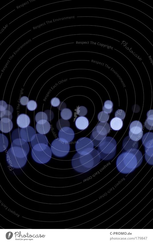 Blue Black Far-off places Design Shows Universe Event Surrealism Abstract Point of light