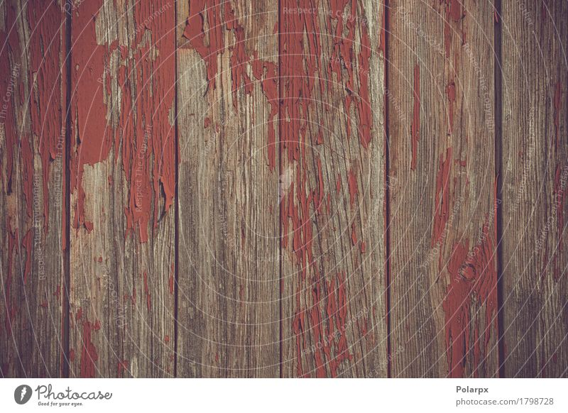 Red paint pealing off wood Old Colour Wood Dirty Retro Rust Material Crack & Rip & Tear Surface Rough Consistency Faded Tone Weathered Plank