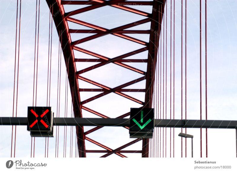 Bridge Duisburg