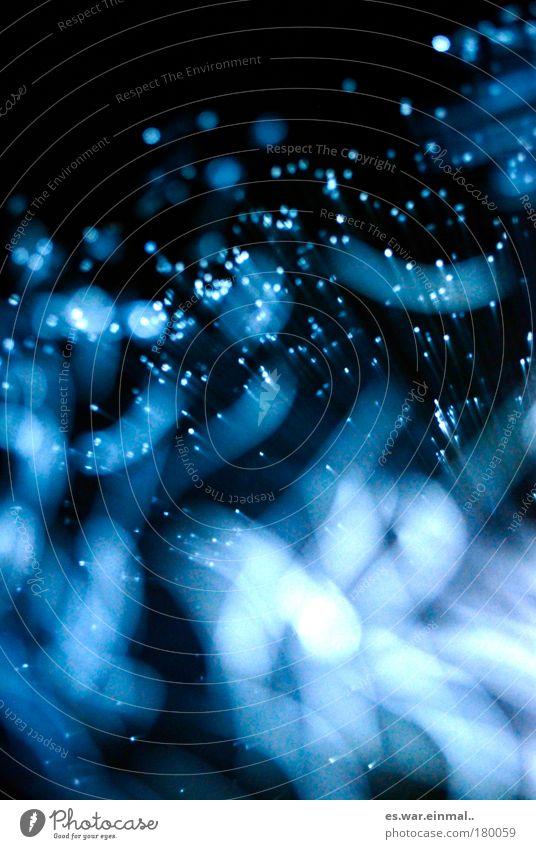 Blue Calm Black Lamp Relaxation Freedom Dream Warmth Moody Lighting Power Stars Glittering Elegant Esthetic Romance