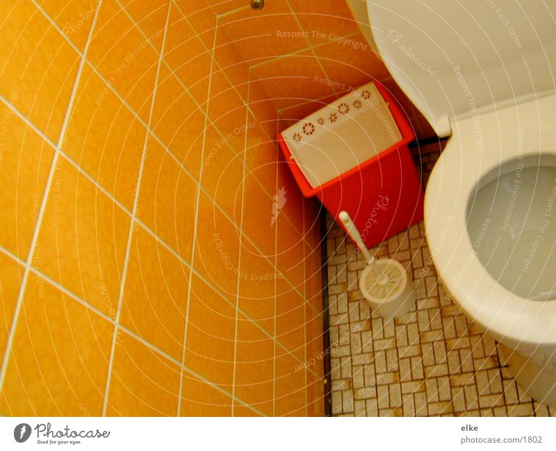 Toilet Seventies Photographic technology