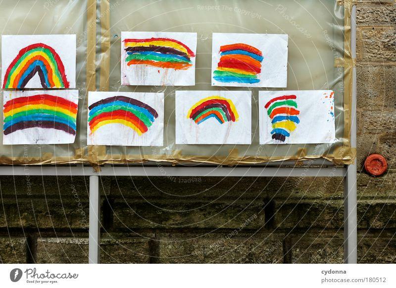 Beautiful Joy Life Happy Earth Design Dream Infancy Esthetic Communicate Creativity Joie de vivre (Vitality) Idea Uniqueness Paper Sign