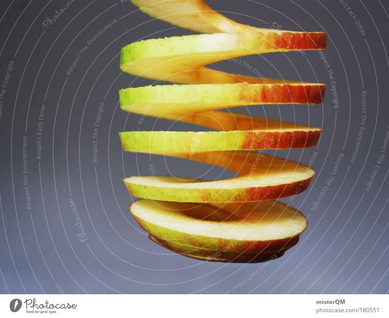 Christmas & Advent Healthy Abstract Contentment Fruit Exceptional Elegant Design Modern Fresh Decoration Uniqueness Light Wellness Apple Passion