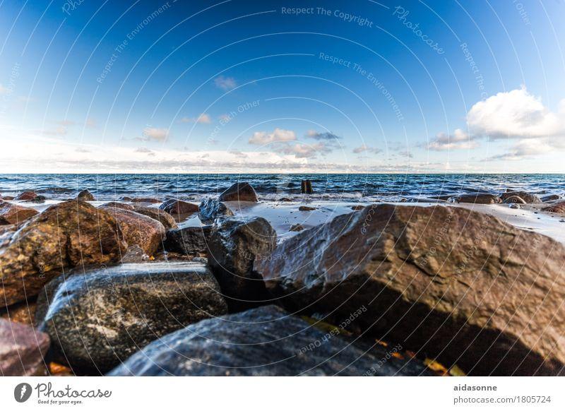 Water Landscape Calm Beach Longing Baltic Sea Serene Wanderlust Peaceful Attentive Compassion Obedient