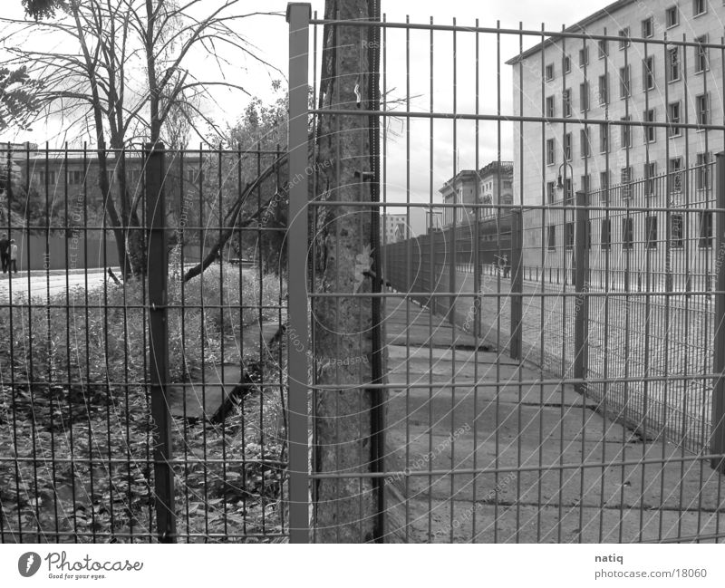 Berlin Wall (barrier) Historic East West