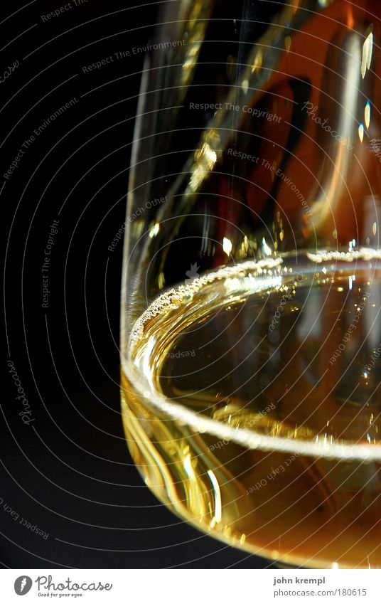 wine forum Colour photo Copy Space left Copy Space top Shallow depth of field Beverage Drinking Alcoholic drinks Wine White wine Whitewine glass To enjoy Good