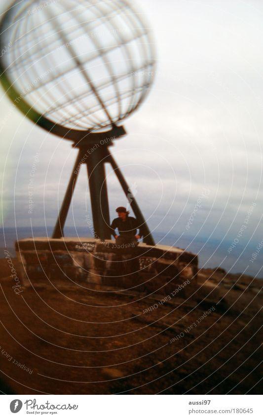 Loneliness Telecommunications Antenna Liquid Remote Broacaster Satellite dish