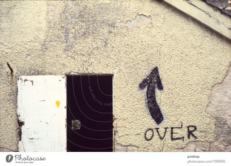Wall (building) Window Movement Wall (barrier) Graffiti Door Poverty Hope Open Characters Broken Sign Derelict Discover Tunnel Rust