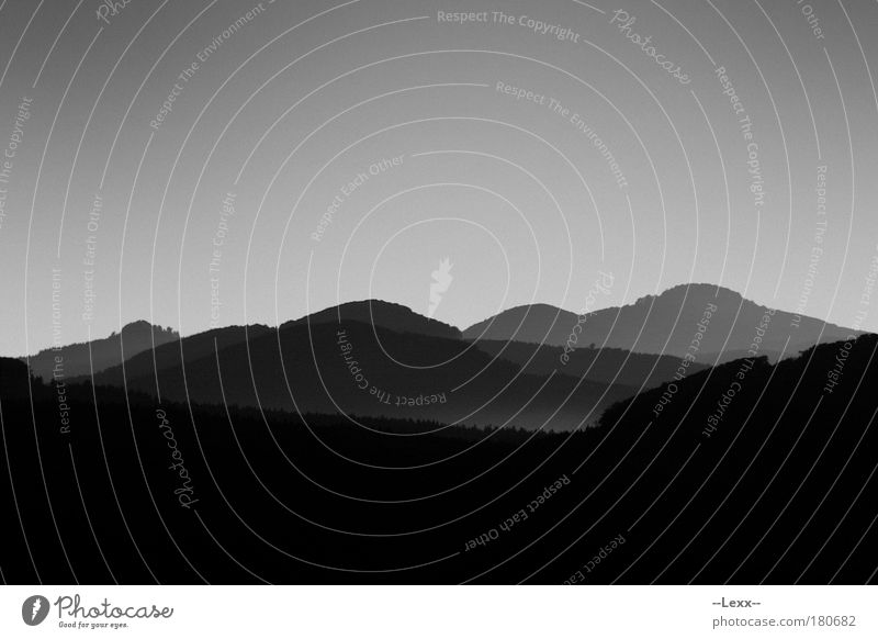 Nature White Calm Black Loneliness Far-off places Dark Cold Death Mountain Sadness Landscape Fear Fog Grief Esthetic