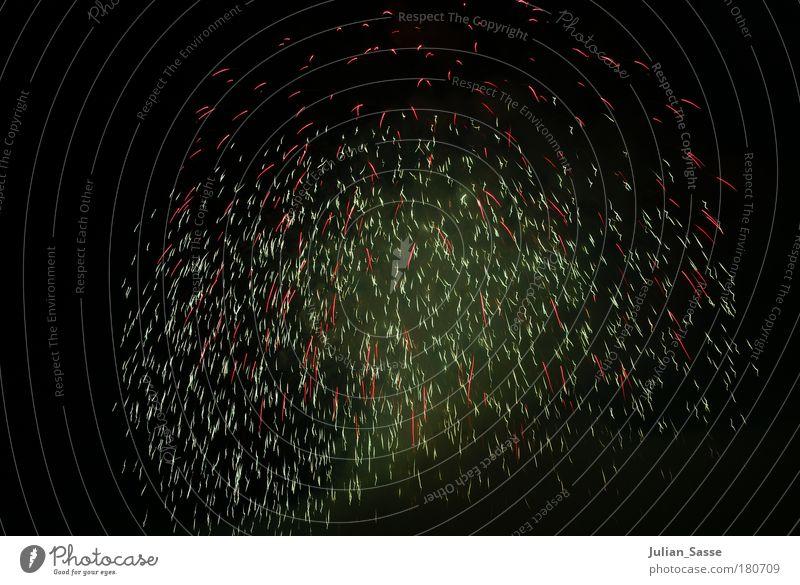 Night sky Firecracker Explosion Spark Explosive Explode Pyrotechnics