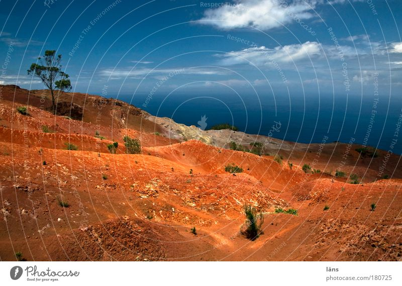Nature Water Sky Ocean Plant Clouds Sand Landscape Spain Horizon Earth Fantastic Elements Beautiful weather Bizarre Chaos