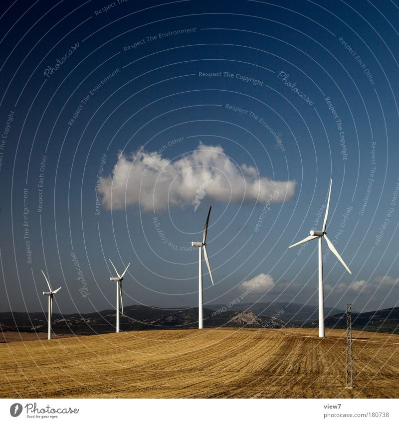 Sky Nature Blue Yellow Above Environment Landscape Metal Weather Field Elegant Energy Large Esthetic Climate Energy industry