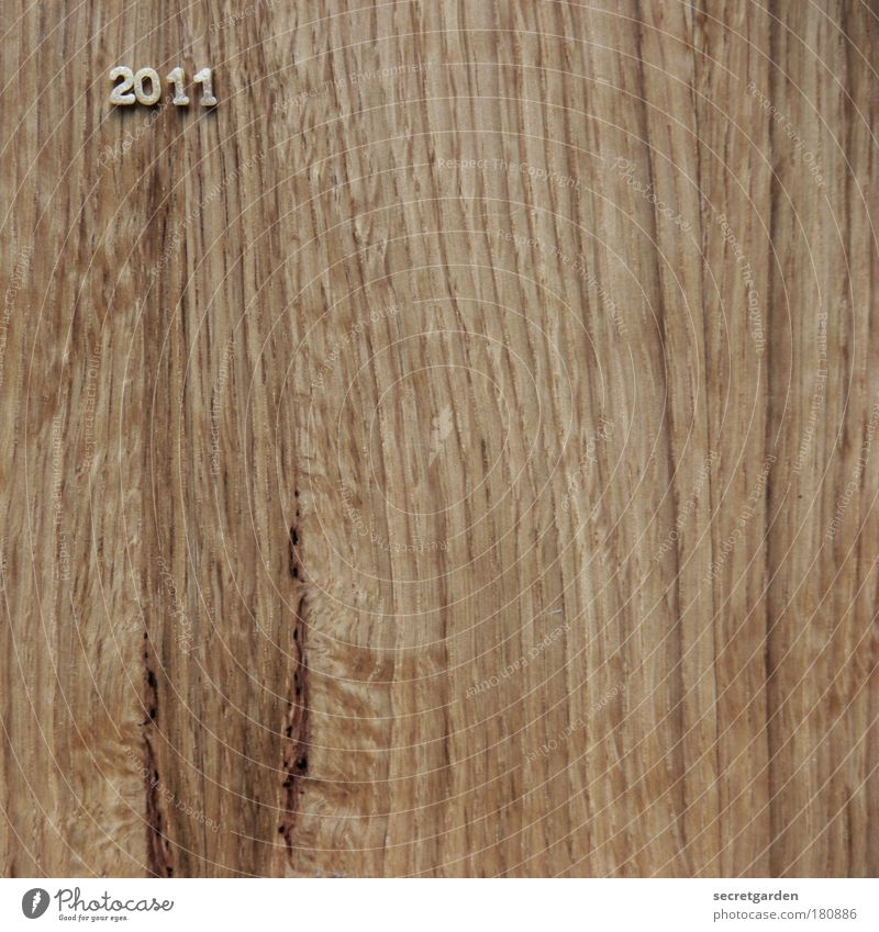 Nutrition Wood Year Food Brown Beginning Esthetic Table Characters Future Simple Transience Digits and numbers New Year's Eve Past Pattern