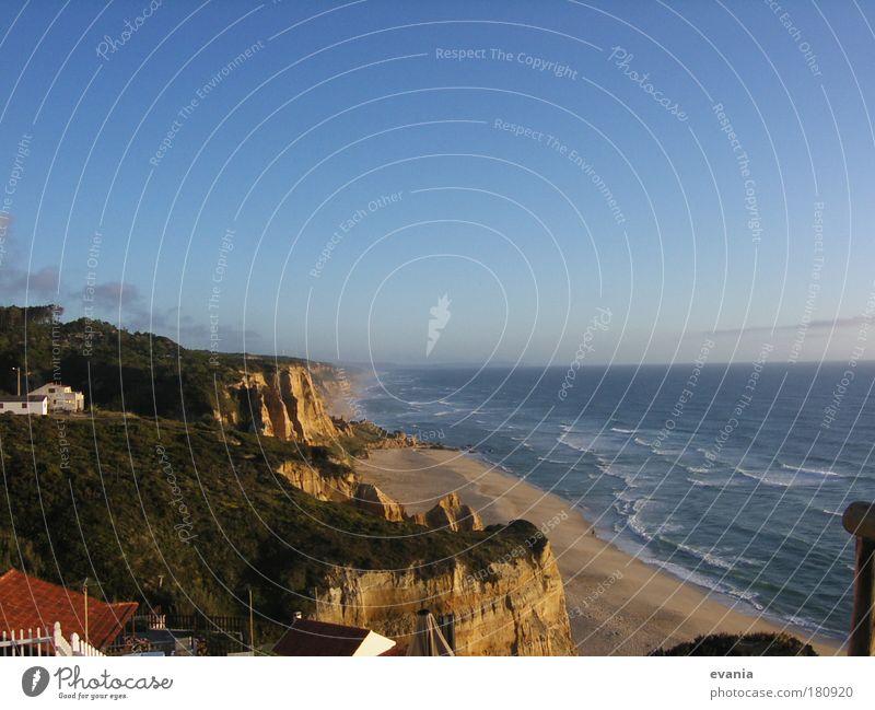 Water Summer Ocean Beach Landscape Emotions Sand Waves Beautiful weather