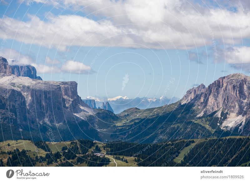 Sky Nature Vacation & Travel Beautiful Clouds Far-off places Forest Mountain Environment Meadow Freedom Rock Horizon Weather Trip Hiking