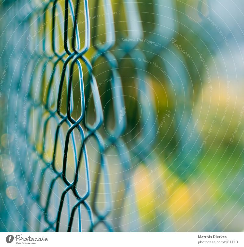 Border Fence Captured Barrier Penitentiary Private Real estate Confine Wire netting Territory Encase Lock up