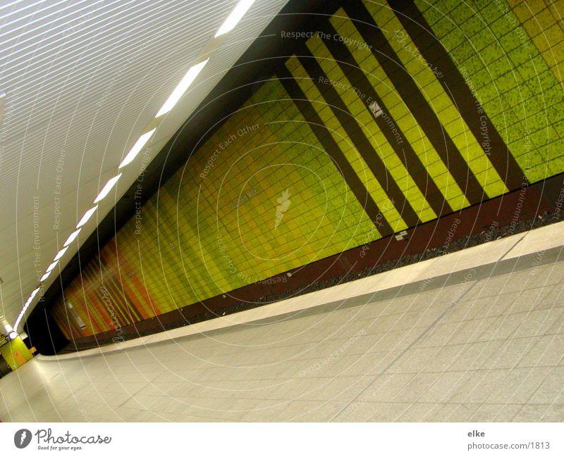 Transport Station Underground