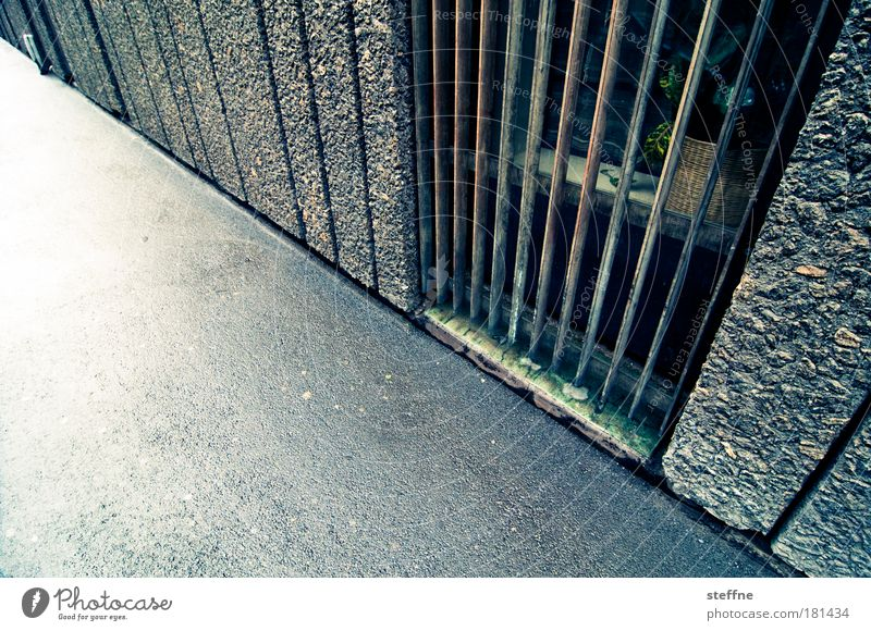 Lanes & trails Door Concrete Facade Peace Pedestrian