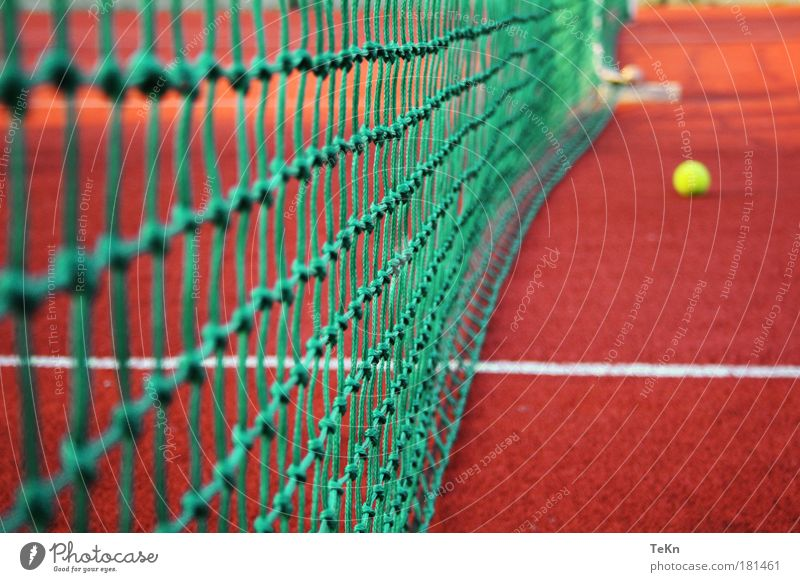 Playing Net Leisure and hobbies Sporting grounds Observe Make Playing field Tennis Tennis court Tennis ball