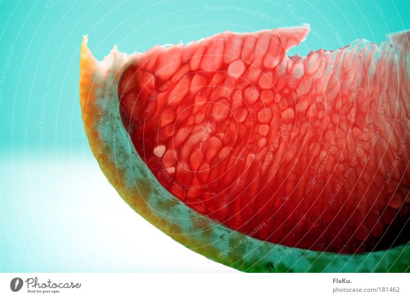have breakfast Close-up Detail Pattern Structures and shapes Deserted Isolated Image Neutral Background Light Sunlight Central perspective Food Fruit Nutrition