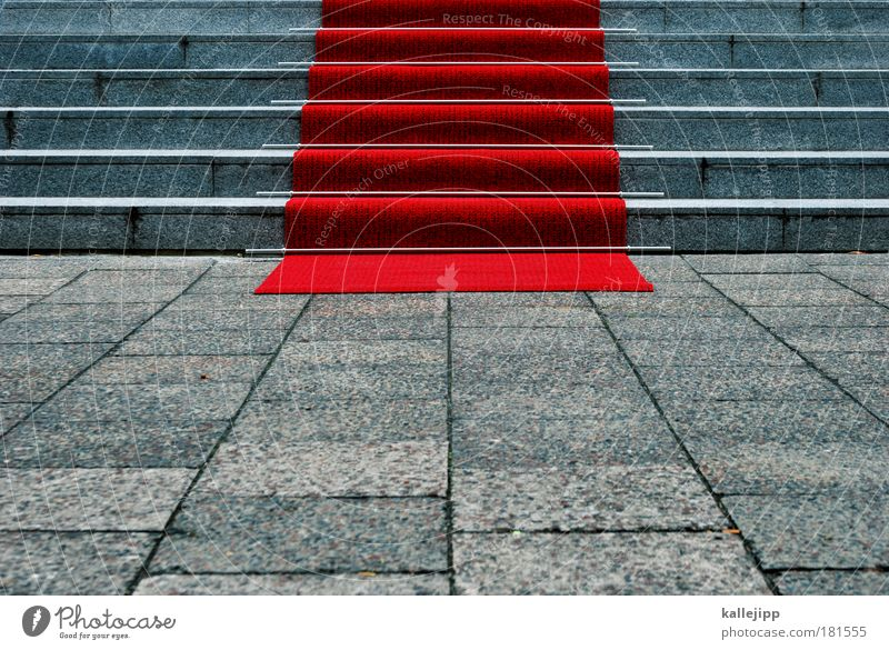 Red Human being Business Art Feasts & Celebrations Leisure and hobbies Multicoloured Elegant Stairs Success Lifestyle Might Culture Shows Media Concert