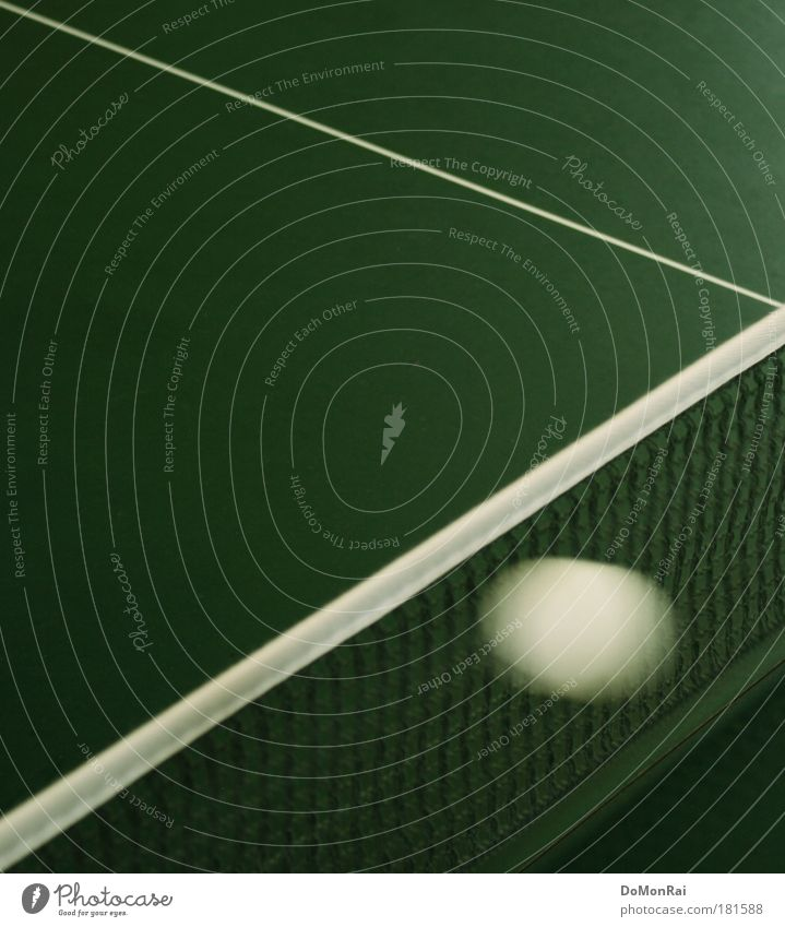 White Green Sports Line Flying Elegant Success Speed Esthetic Stripe Clean Ball Net Sporting event Sharp-edged Geometry