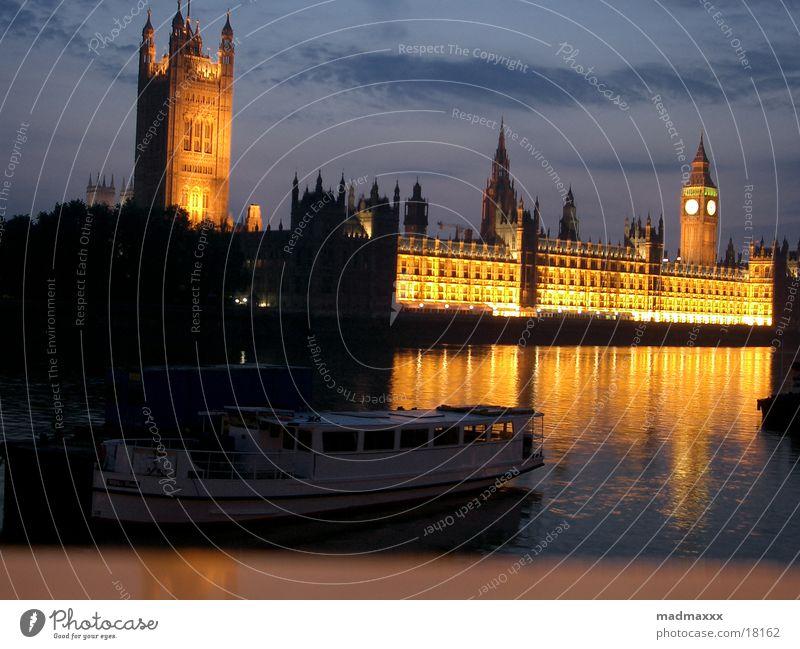 london #2 London Night Europe Lighting city by night