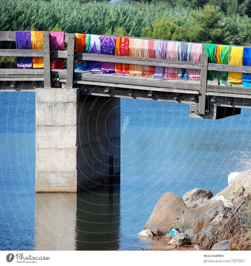 Blue Summer Lake Swimming & Bathing Italy Towel Mediterranean sea Sardinia Bath towel