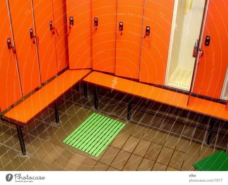 Green Orange Door Key Seventies Cupboard Bird Photographic technology Floor mat