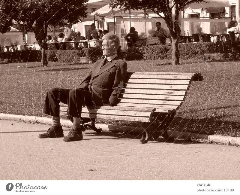 Man Senior citizen Portugal Lisbon Male senior