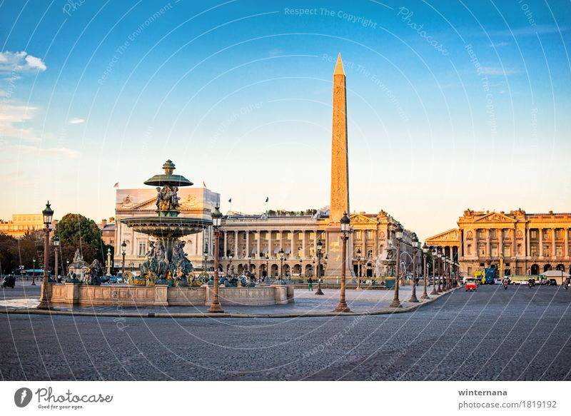 Place de la Concorde Sky Blue White Yellow Love Autumn Free Gold Authentic Uniqueness Fantastic Beautiful weather Romance Might Capital city