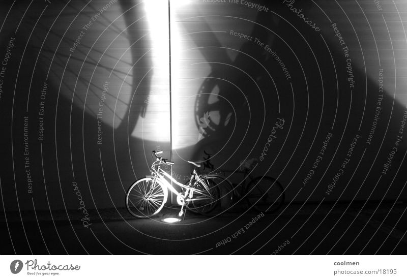 darken Bicycle Light Leisure and hobbies Shadow