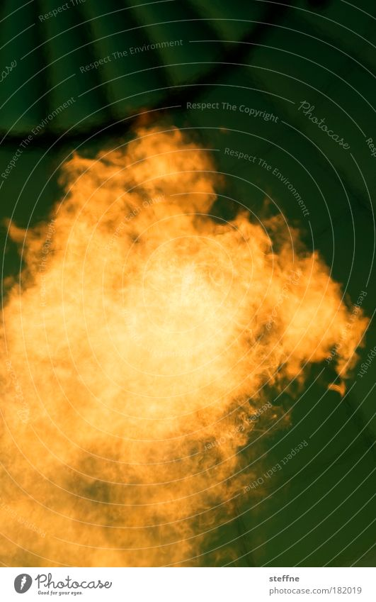 Warmth Fire Hot Hot Air Balloon Burn Gas burner Kindle Fireball