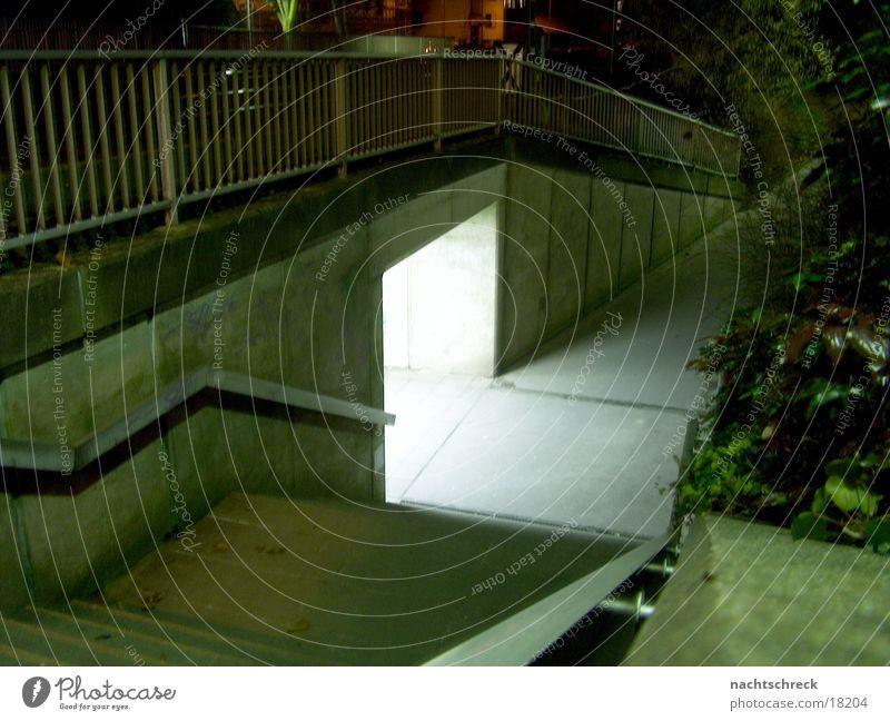 Dark Lanes & trails Stairs Bridge Hollow Eerie Flashy Commuter trains Underpass