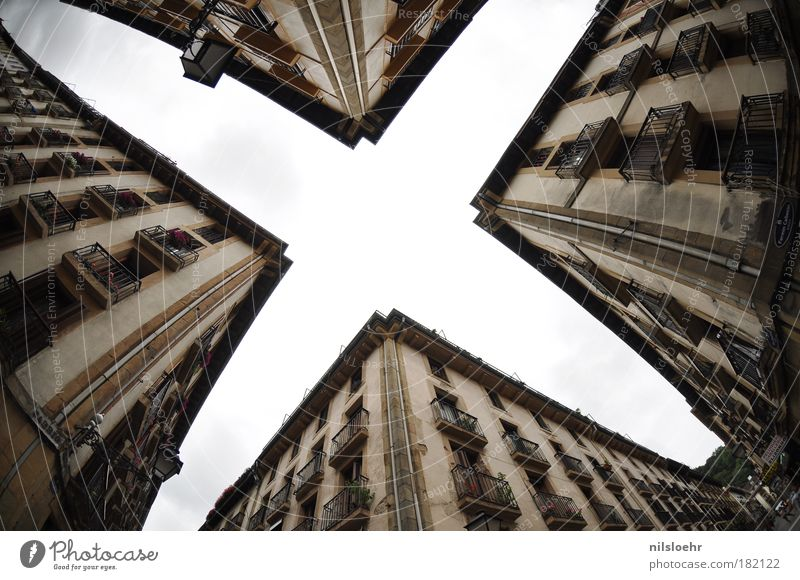 Sky City House (Residential Structure) Architecture Style Building Time Horizon Manmade structures Science & Research Crossroads