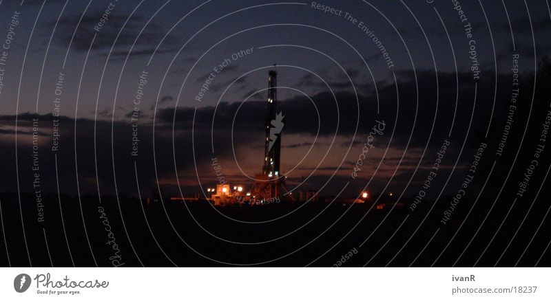 the drill Breach Oil Drilling rig Industry