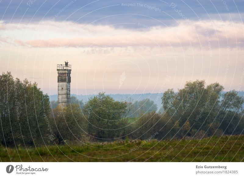 Architecture Life Freedom Germany Europe Threat Tower Past Manmade structures Tourist Attraction Landmark Border War Mecklenburg-Western Pomerania Port City