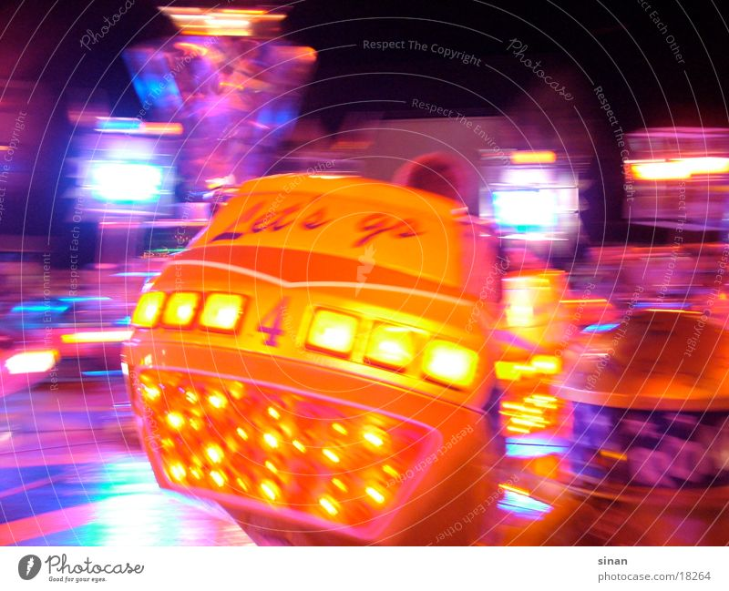 Joy Colour Fear Speed Leisure and hobbies Fairs & Carnivals Carousel