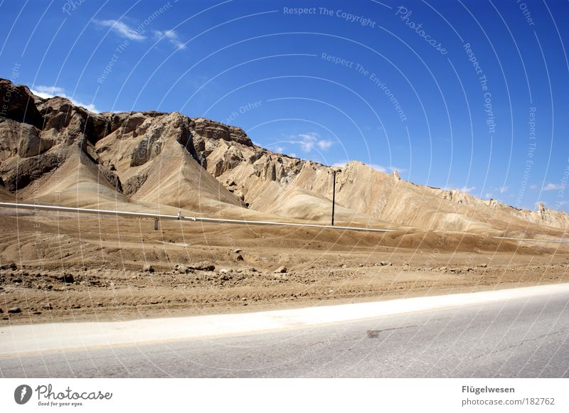 Sky Sun Joy Summer Vacation & Travel Far-off places Street Freedom Mountain Happy Moody Trip Desert Flying Tourism Observe
