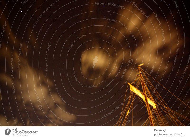 Beautiful Sky Joy Vacation & Travel Clouds Dark Autumn Movement Dream Air Power Stars Night sky Trust Longing Tension