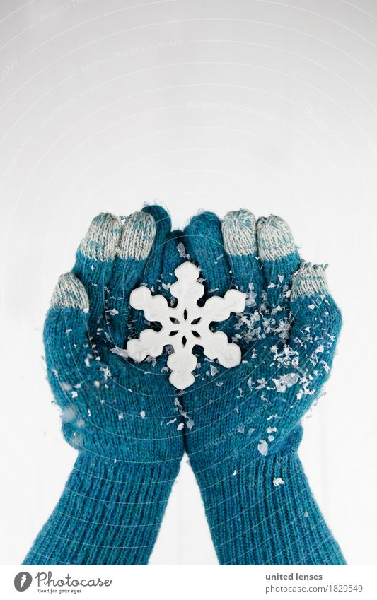 AKCGDR# artificial snow Lifestyle Elegant Design Leisure and hobbies Esthetic Shopping Gloves Winter Winter vacation Winter mood Winter's day Snow Snowflake