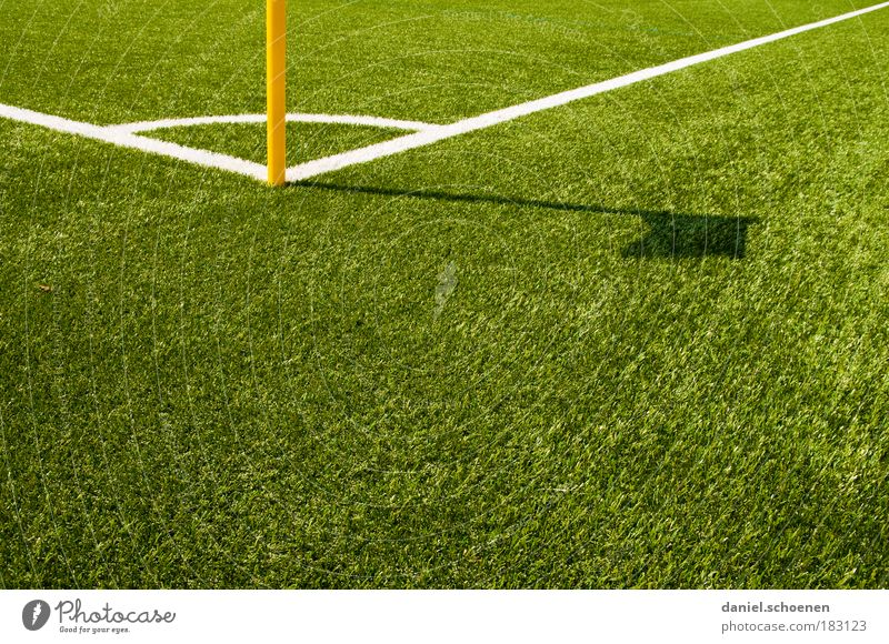 Green Sports Line Arrangement Sports Training Football pitch Sporting Complex