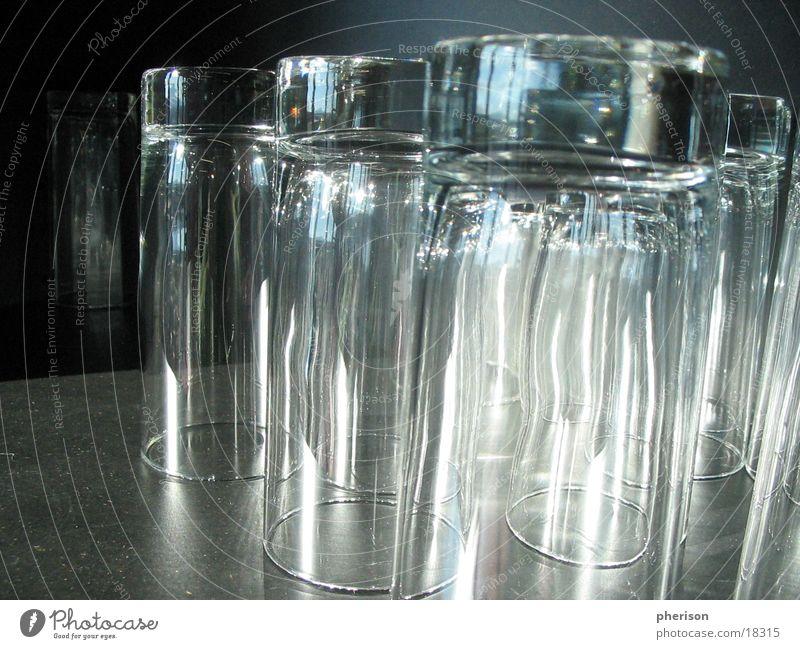 Glass Show Bar Club Gastronomy Opposite Alcoholic drinks Bright